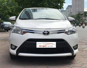 Xe Toyota Vios E 1.5AT 2017 - Trắng
