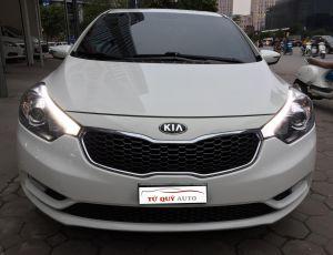 Xe Kia K3 2.0AT 2014 - Màu trắng