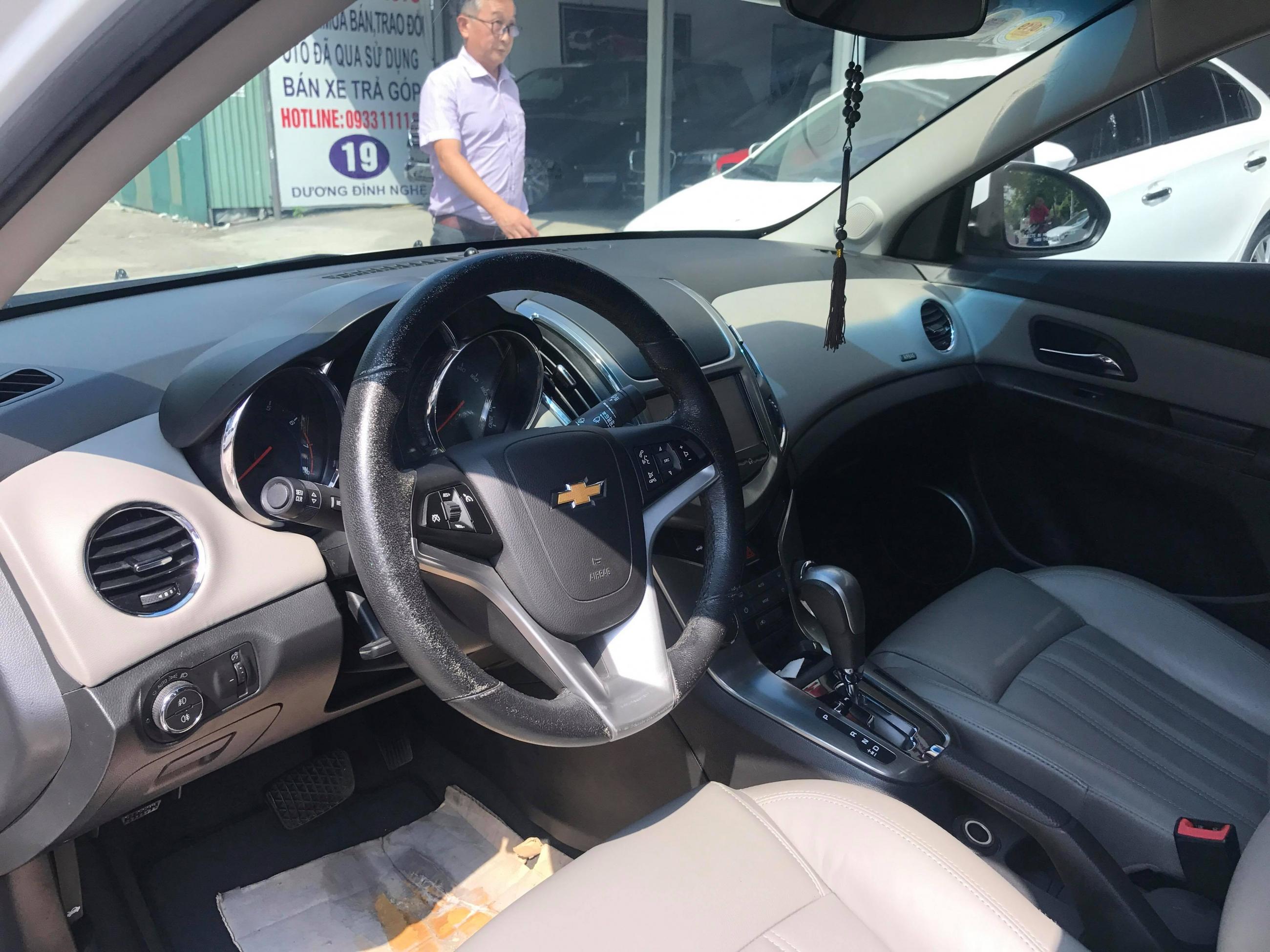 Chevrolet Cruze LTZ 2016 - 8