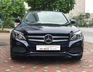 Xe Mercedes Benz C200 2.0AT 2017 - Xanh CavanSite