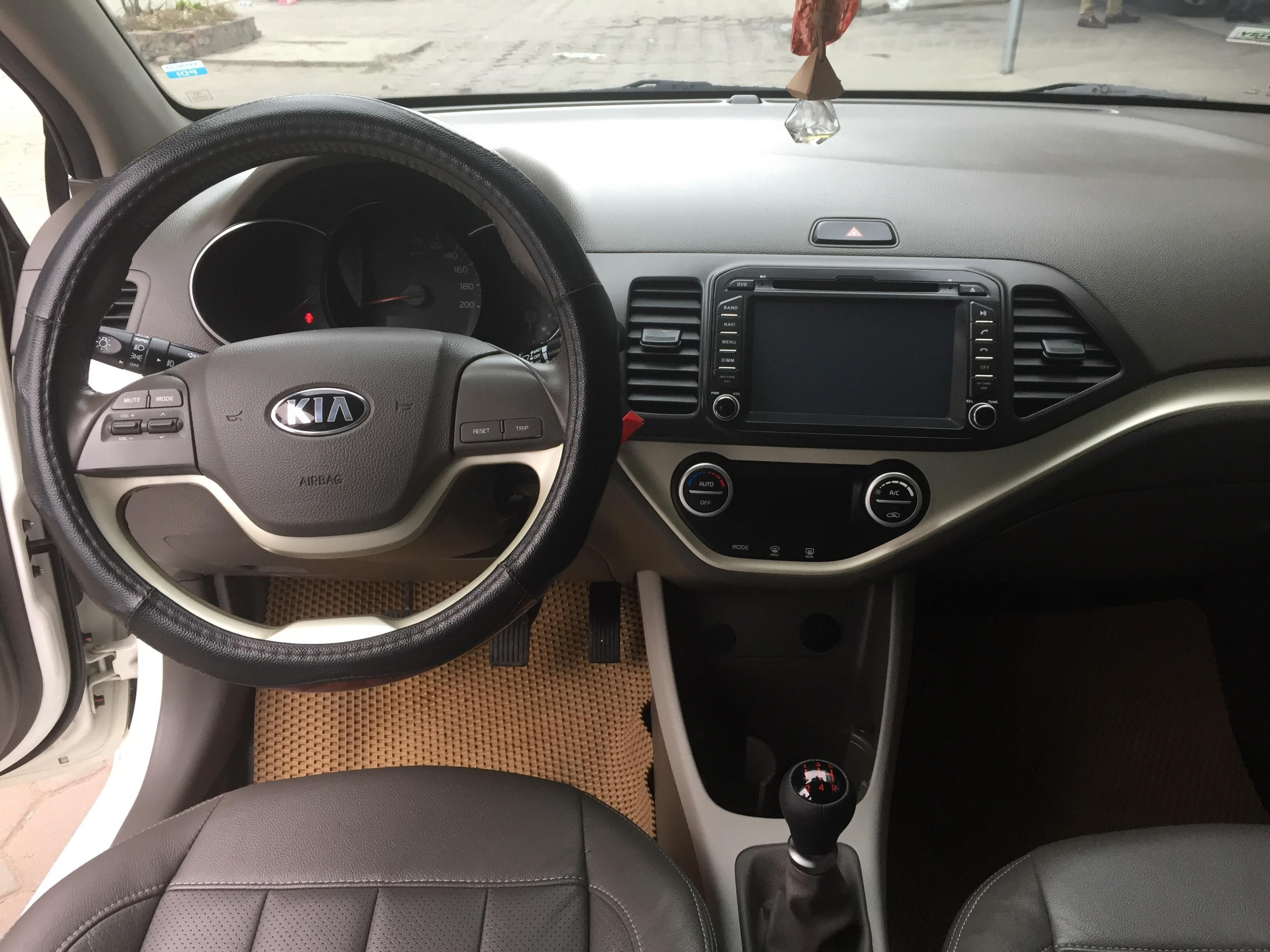 Kia Morning Si MT 2016 - 5