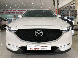 Xe Mazda CX 5 2.5AT 2018 - Trắng