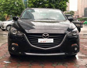 Xe Mazda 3 Sedan 1.5AT 2017 - Đen