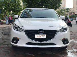 Xe Mazda 3 Sedan 1.5AT 2016 - Màu Trắng