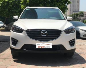 Xe Mazda CX 5 2.5AT 2017 - Trắng