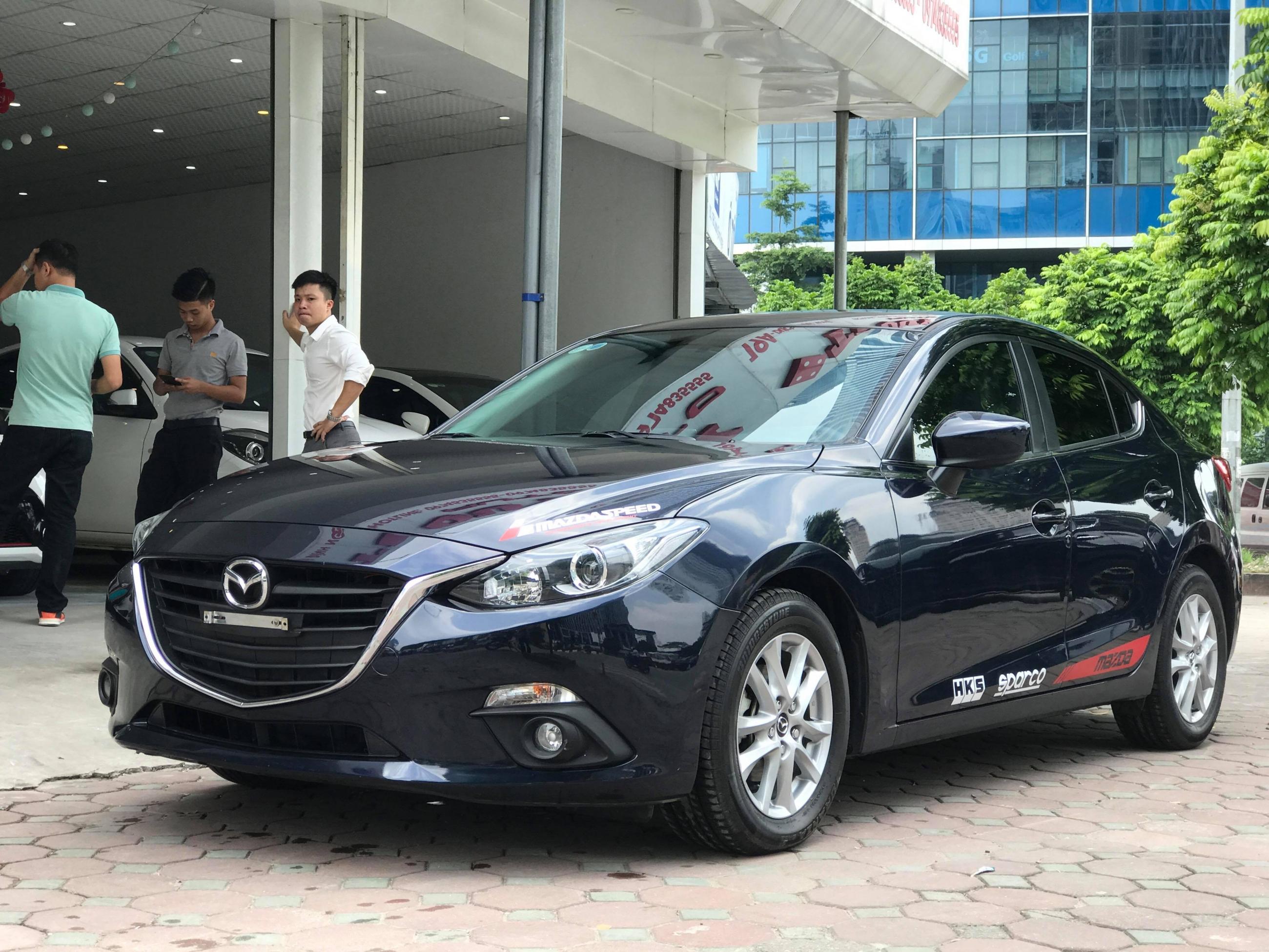 Mazda 3 Sedan 2016 - 4