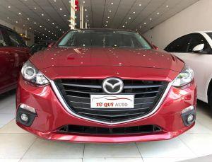 Xe Mazda 3 Sedan 1.5AT 2016 - Màu đỏ