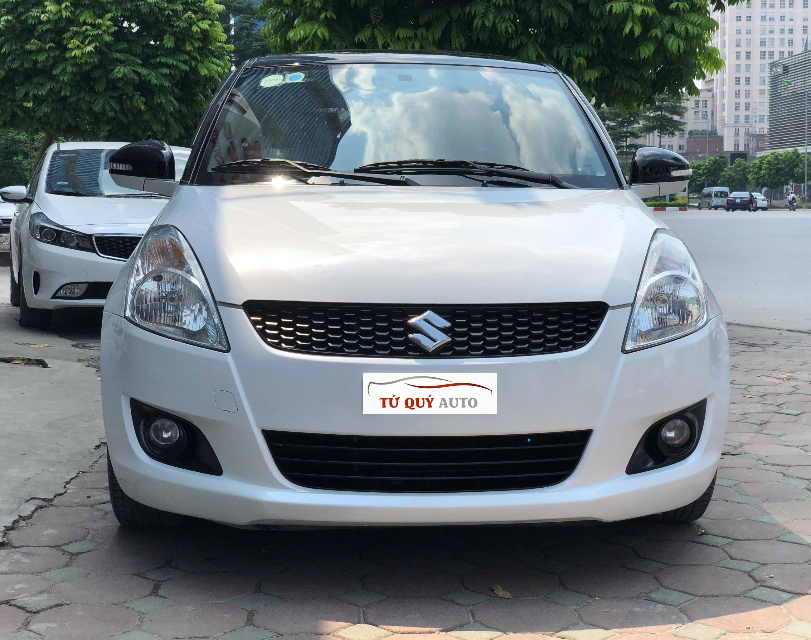 Suzuki Swift 2016 - 1
