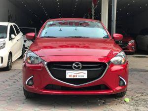 Xe Mazda 2 Sedan 1.5AT 2016 - Màu Đỏ