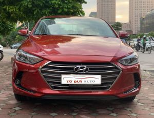 Xe Hyundai Elantra 1.6 AT 2016 - Đỏ