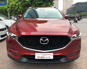 Xe Mazda CX 5 2.5 AT 2WD 2017 Model 2018 - Đỏ