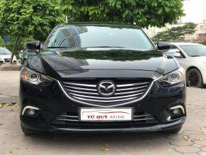 Xe Mazda 6 Sedan 2.5AT 2014 ĐK 2015 - Đen