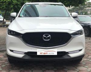 Xe Mazda CX 5 2.5AT 2017 Model 2018 - Trắng