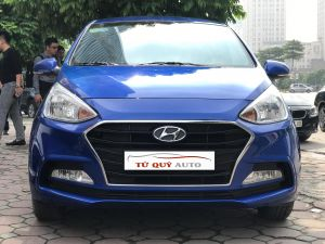 Xe Hyundai i10 Grand 1.2 MT 2018 - Xanh