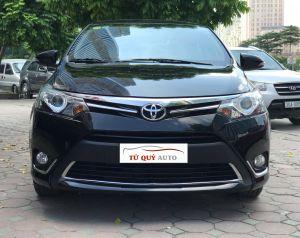 Xe Toyota Vios G 1.5AT 2014 - Đen