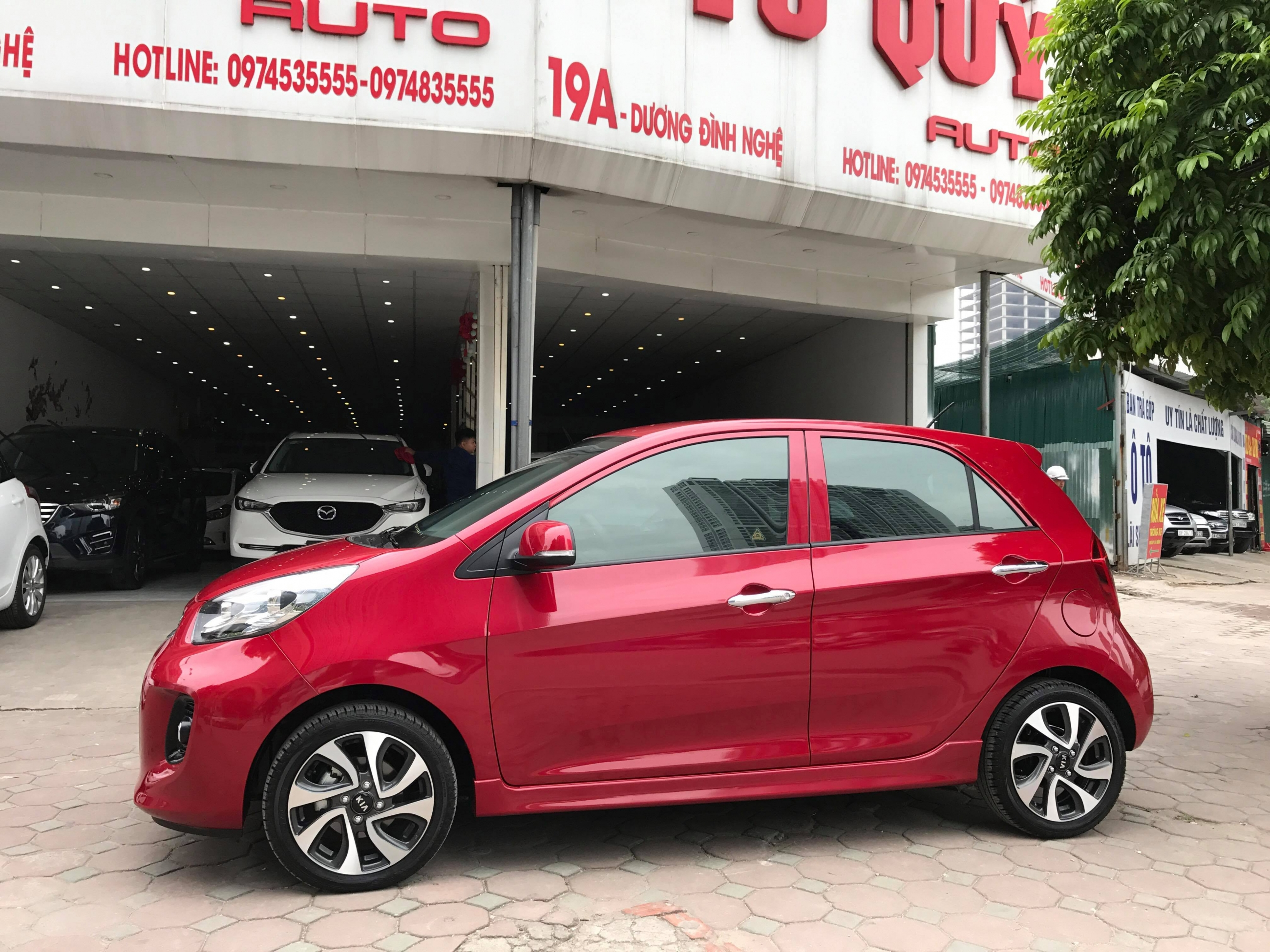Kia Morning S 1.25AT 2018 - 4