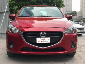 Xe Mazda 2 Sedan 1.5AT 2015 - Đỏ (Nhập)