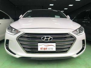 Xe Hyundai Elantra 1.6AT 2017 - Màu Trắng