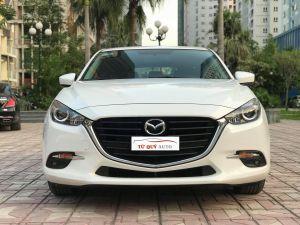 Xe Mazda 3 Hatchback 1.5 AT 2017 - Trắng (Facelift)