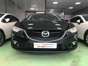 Xe Mazda 6 2.5AT 2015 - Màu Đen