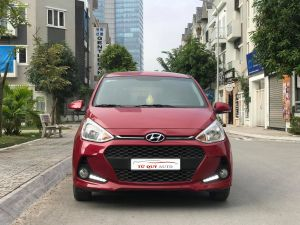 Xe Hyundai i10 Hatchback 1.25AT 2018 - Đỏ