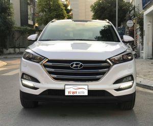 Xe Hyundai Tucson 2.0AT 2016 - Trắng