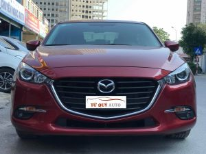 Xe Mazda 3 Sedan 1.5 AT 2017 - Facelift Đỏ