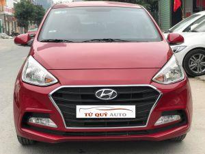 Xe Hyundai i10 Grand 1.2 MT 2017 - Đỏ