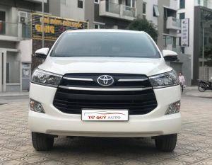 Xe Toyota Innova 2.0E 2018 - Trắng