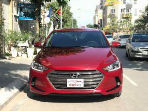 Xe Hyundai Elantra 1.6 AT 2018 - Đỏ