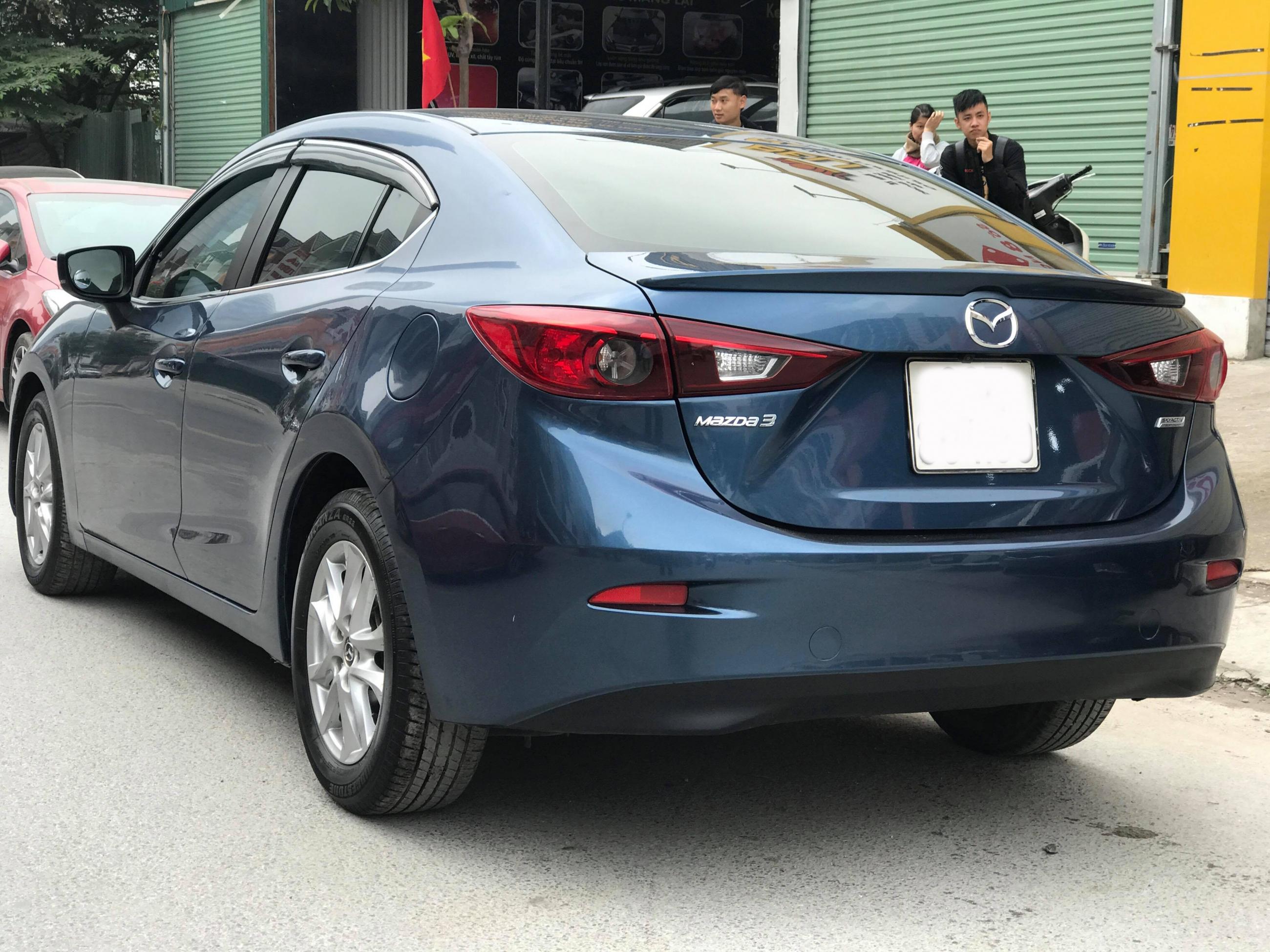 Mazda 3 Sedan 2017 - 5