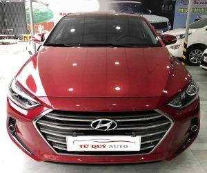 Xe Hyundai Elantra 2.0 AT 2017 - Đỏ