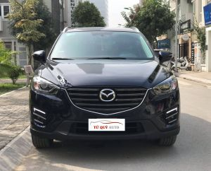 Xe Mazda CX 5 2.5AT 2017 - Xanh CavanSite