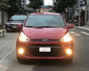 Xe Hyundai i10 HB 1.25AT 2015 ĐK 2016 - Đỏ