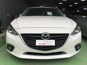 Xe Mazda 3 Sedan 1.5AT 2016 - Trắng