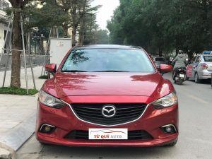 Xe Mazda 6 2.0AT 2015 - Đỏ