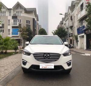 Xe Mazda CX 5 2.5AT 2016 - Trắng