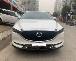 Xe Mazda CX 5 2.5 AT 2017 Model 2018 - Trắng