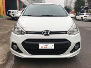 Xe Hyundai i10 HB 1.25AT 2016 - Trắng