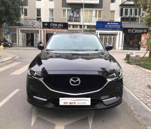 Xe Mazda CX 5 AWD 2.5AT 2018 - Đen