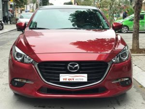 Xe Mazda 3 Sedan 1.5AT Facelift 2017 - Đỏ