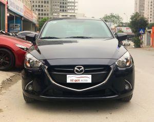 Xe Mazda 2 Sedan 1.5AT 2018 - Xanh đen