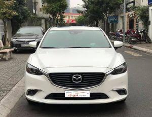 Xe Mazda 6 Sedan 2.5AT 2018 - Trắng