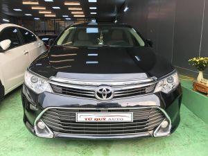 Xe Toyota Camry 2.0E 2016 - Màu Đen