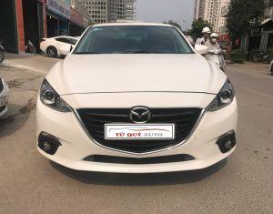 Xe Mazda 3 Sedan 1.5 AT 2015 - Trắng