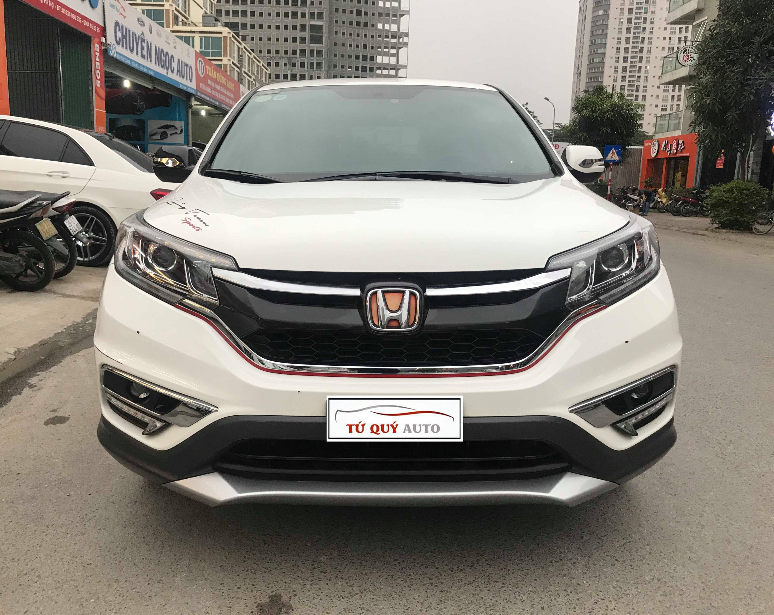 Honda CR-V 2.0AT 2017 - 1