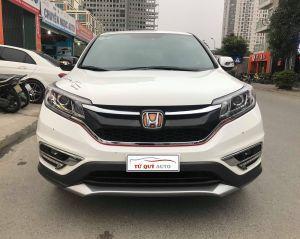 Xe Honda CR V 2.0AT 2017 - Trắng