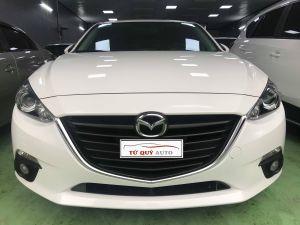 Xe Mazda 3 Hatchback 1.5AT 2016 - Trắng