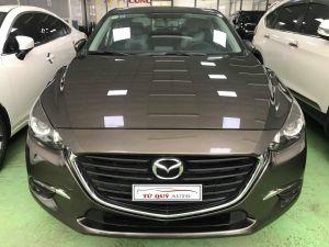 Xe Mazda 3 Sedan 1.5AT 2017 Facelift - Nâu