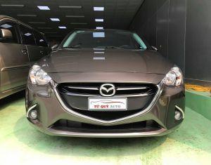 Xe Mazda 2 Sedan 1.5AT 2016 ĐK 2017 - Nâu